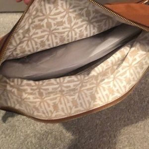 India Hicks Bags - NWT India Hicks Saddle Bag
